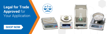 Legal for Trade Weighing Products