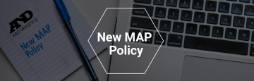 New MAP Policy