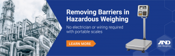 HW-CEP Intrinsically Safe Banner