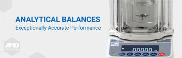 Analytical Balances Hero Banner