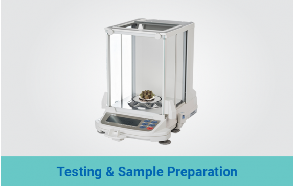 Testing & Sample Preparation
