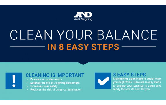 How to Clean Your Balance in 8 Easy Steps