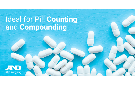 Pharmacy Compound Weighing and Pill Counting