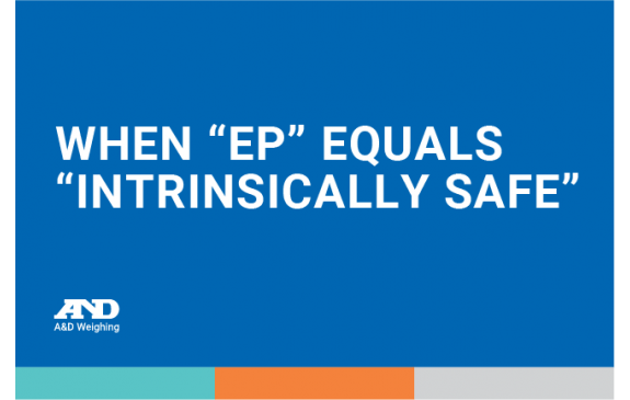 "When ""EP"" Equals Intrinsically Safe"