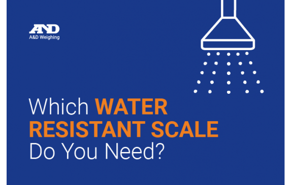 Selecting a Washdown Scale for Your Application