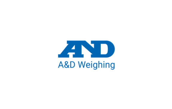A&D Weighing Logo
