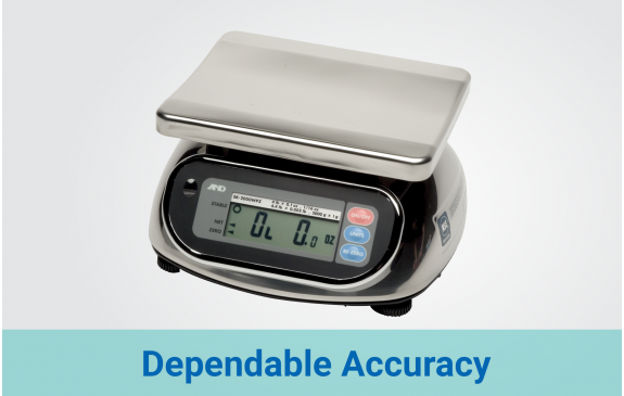 Scales and Balances for Specialty Applications