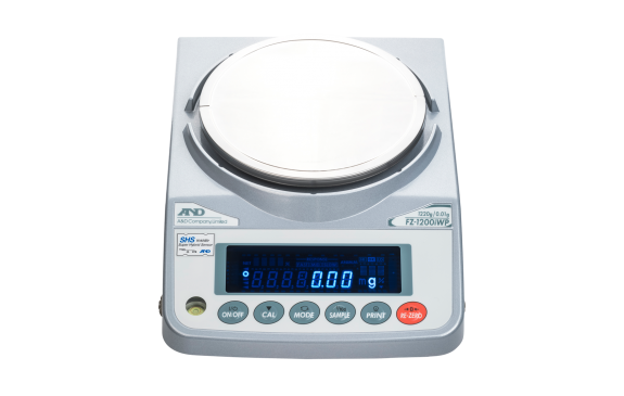 FZ Water Resistant Precision Balance 1mg Front
