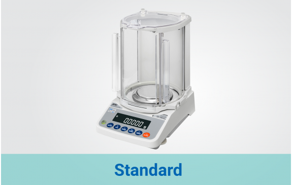 Standard Analytical Balances