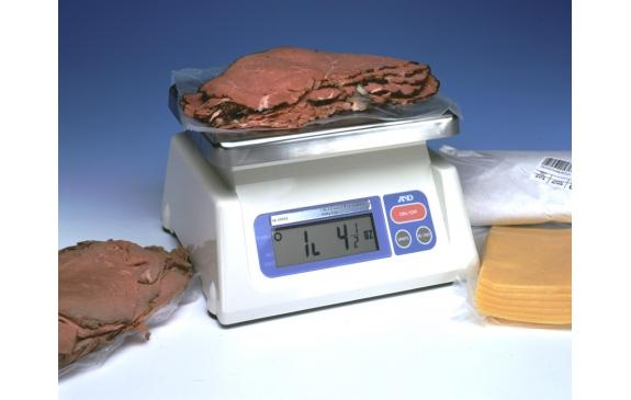 SK-Z Scale weighing meat